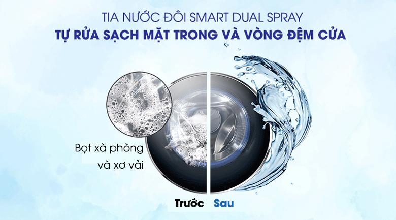 Smart Dual Spray