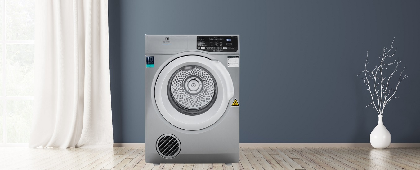 máy sấy quần áo Electrolux EDV805JQSA