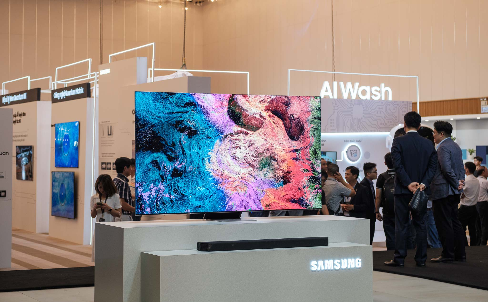 Tivi Samsung neo qled