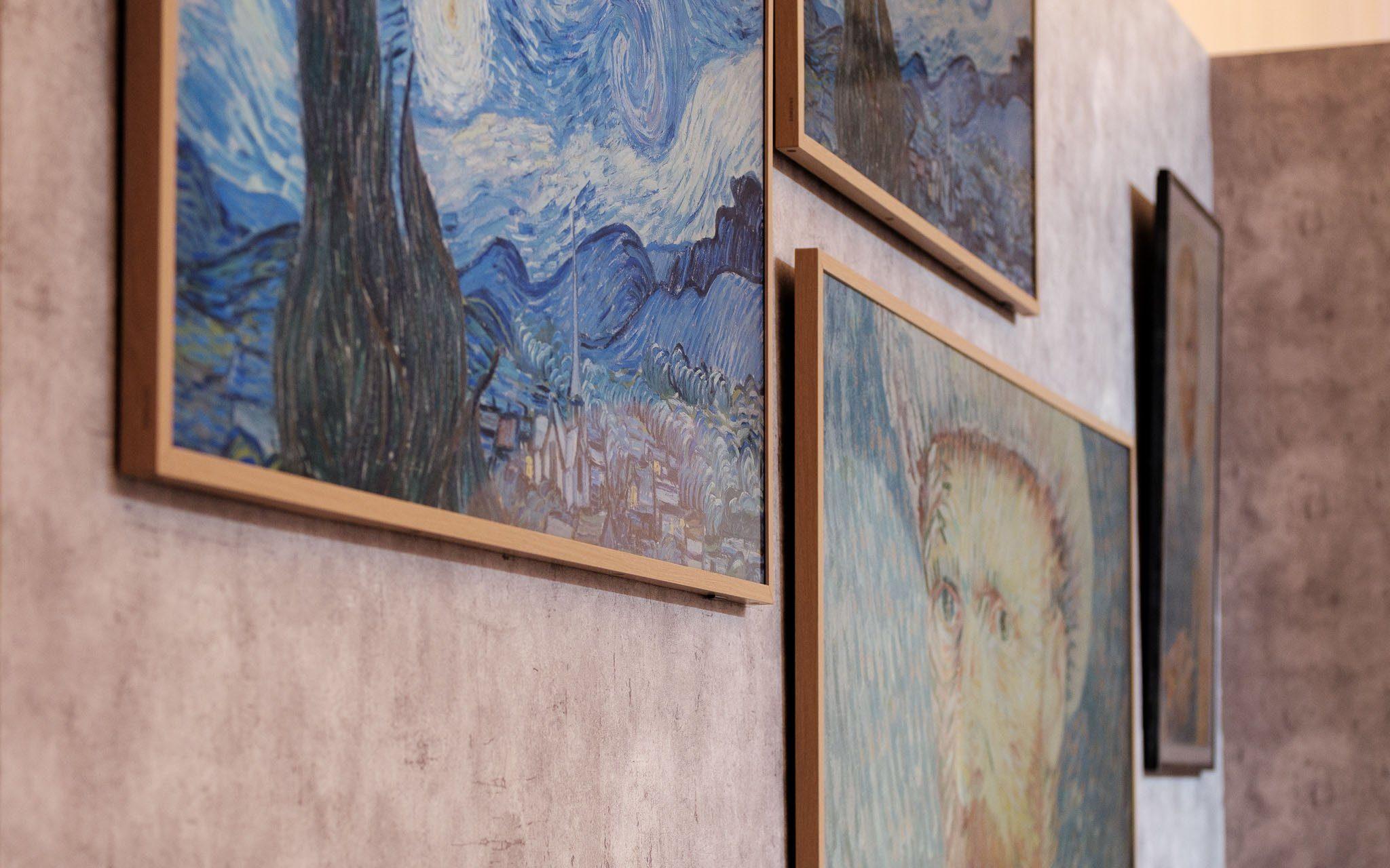Màn hình bức tranh The Frame